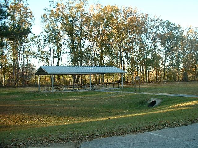 Finches Ferry Shelter