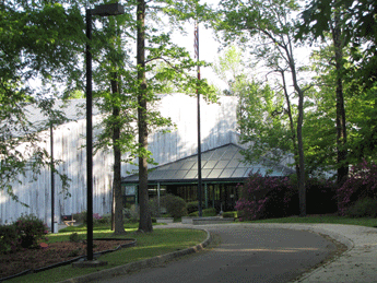 Picture of the Tennessee-Tombigbee Waterway Management Center